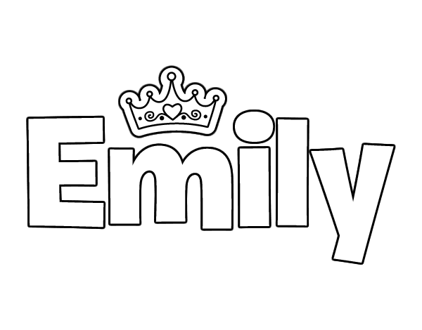 Emily PNG-PlusPNG.com-600 - Emily PNG