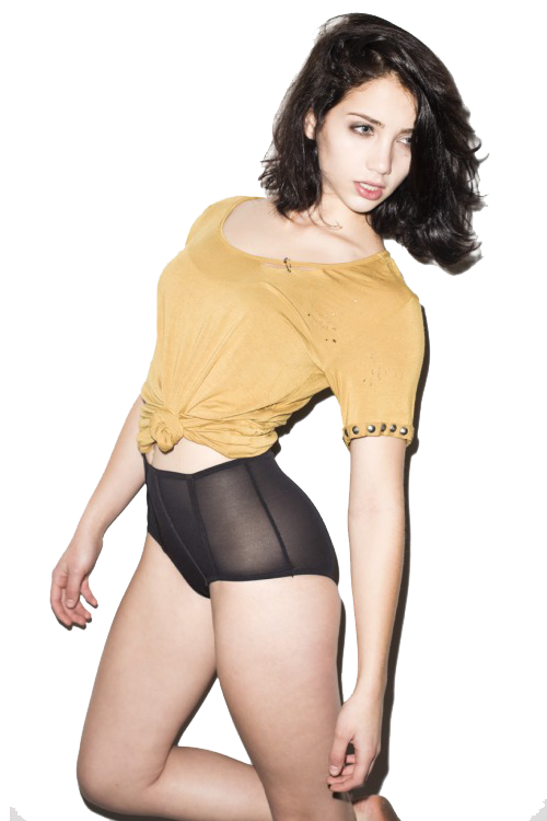 Emily Rudd PNG by WhiteQween PlusPng.com  - Emily PNG