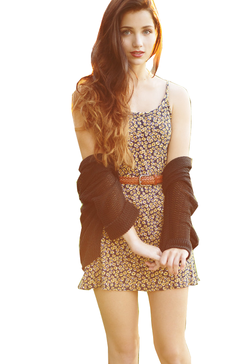 Emily Rudd PNG - 24106