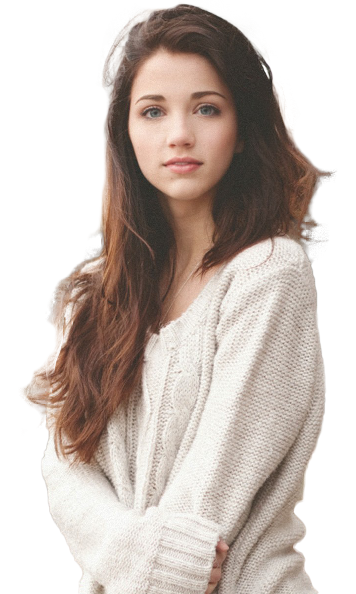 Emily Rudd PNG File - Emily Rudd PNG