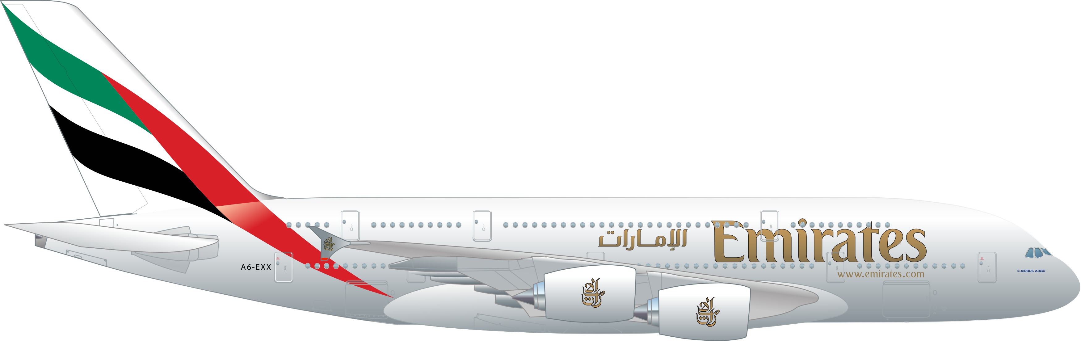 Emirates PNG - 114633