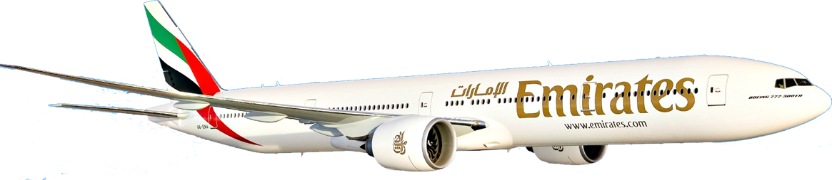 pin Airplane clipart emirates #15 - Emirates PNG
