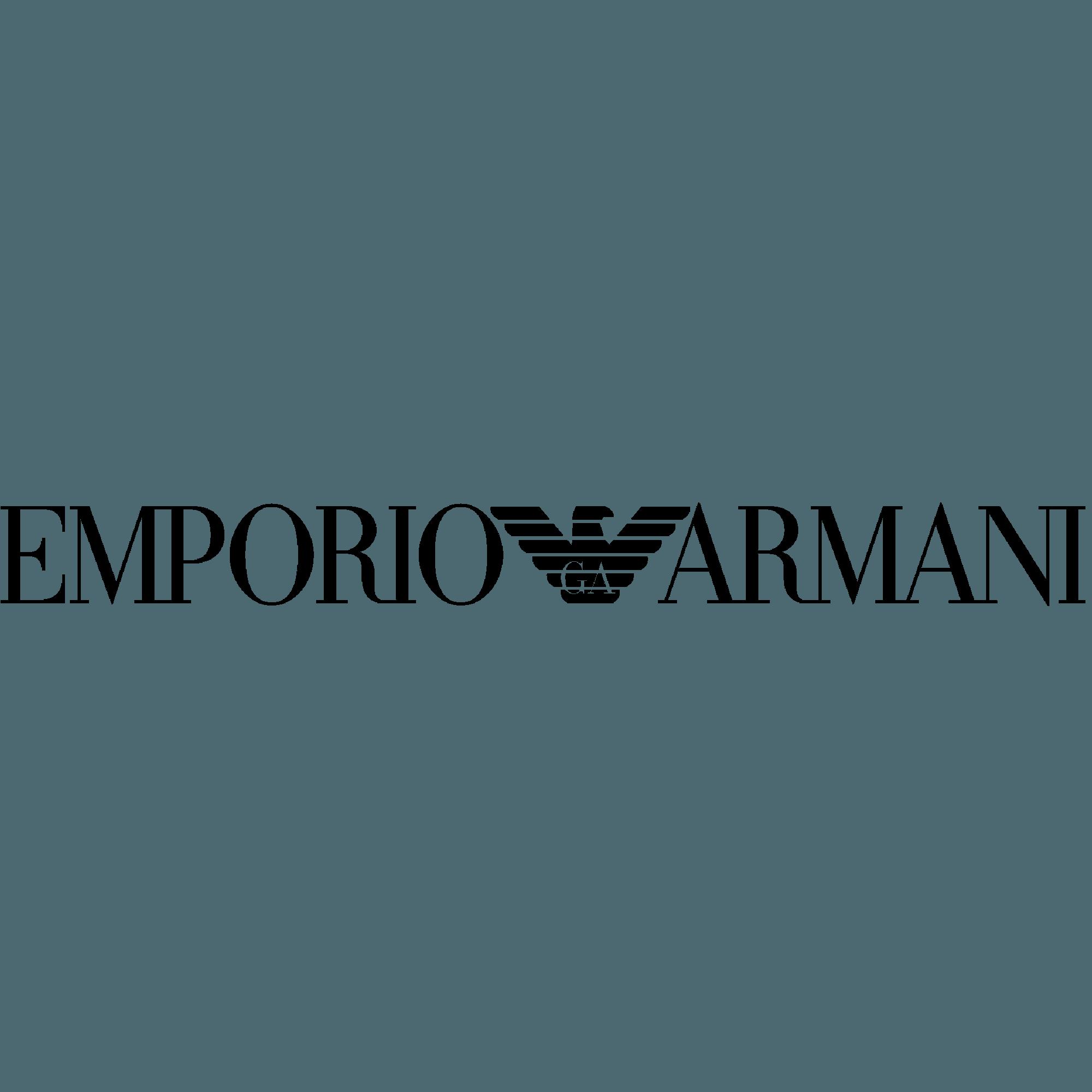 Emporio Armani Logo PNG - 179933