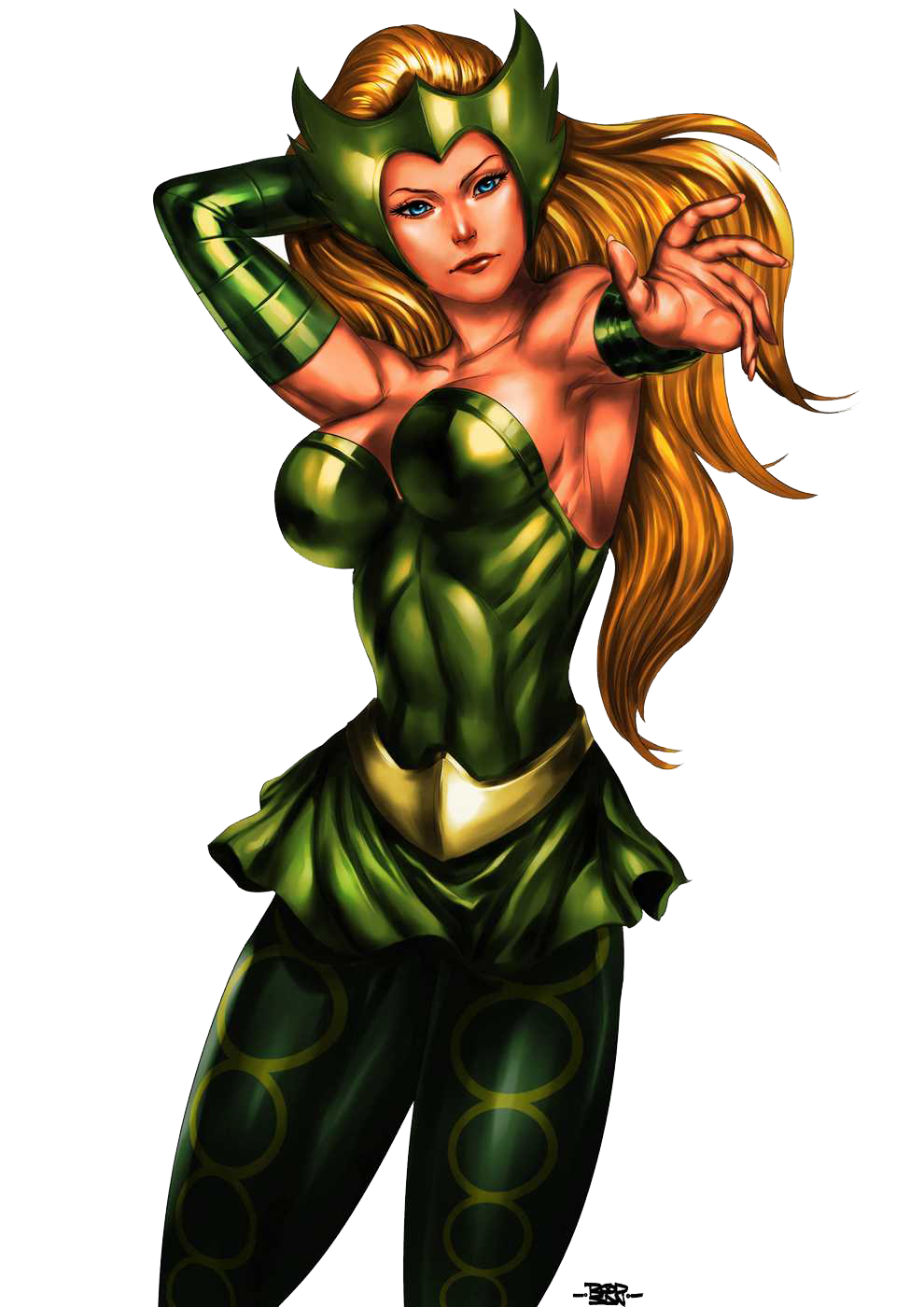 Download PNG image - Enchantress Png Clipart - Enchantress HD PNG