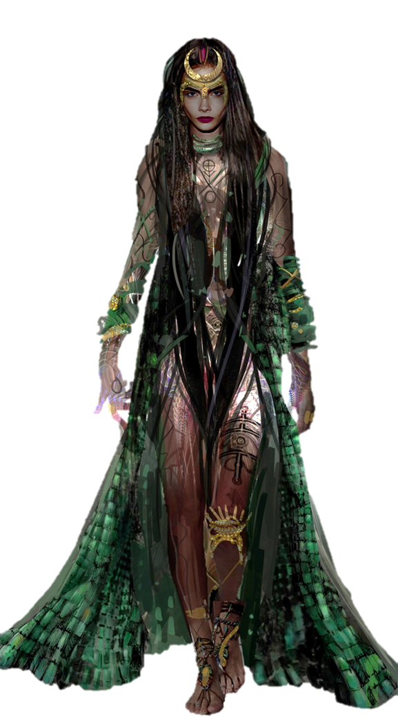 Enchantress by gasa979 Enchantress PlusPng.com  - Enchantress HD PNG