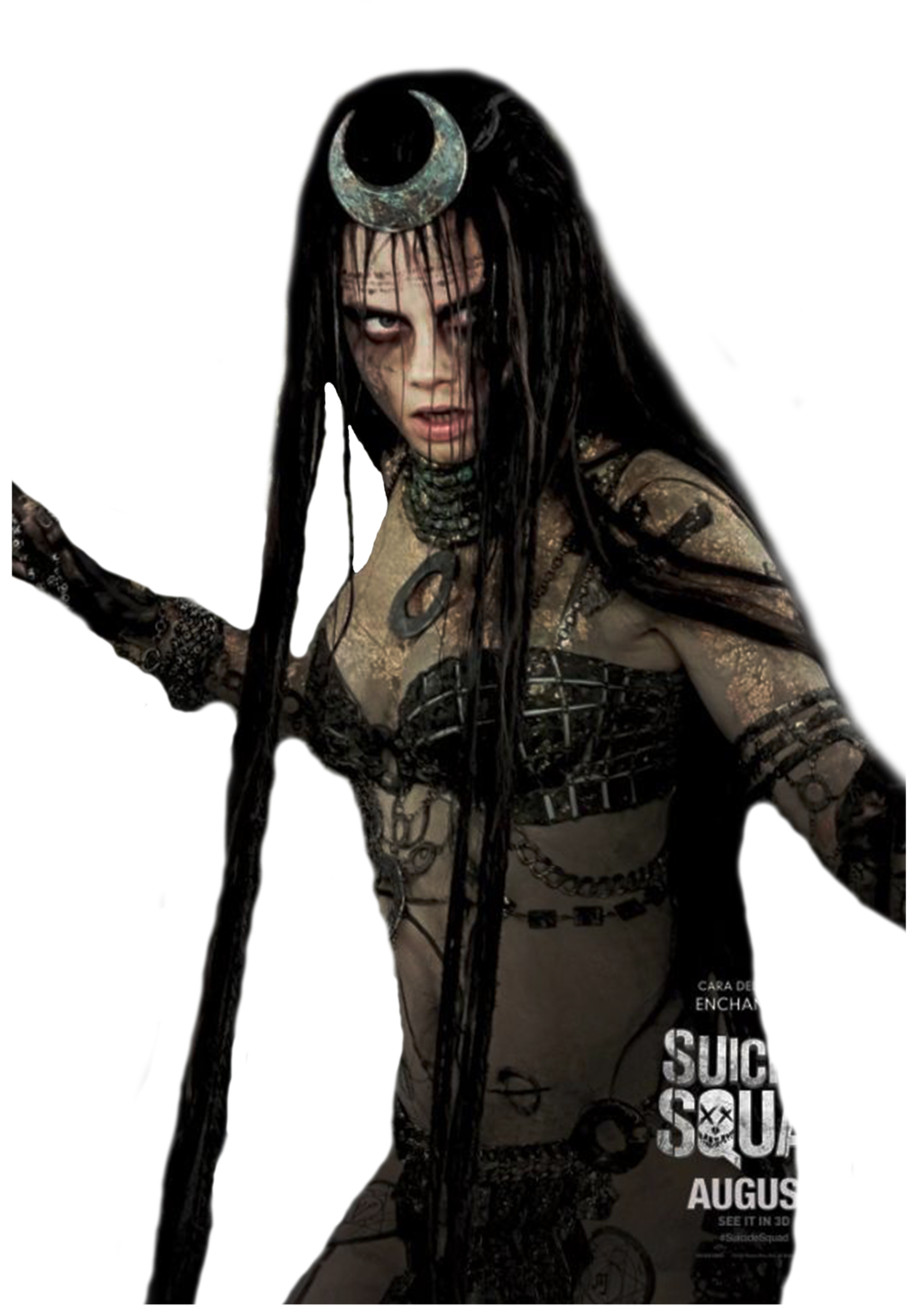 . PlusPng.com Enchantress Suicide Squad - Transparent #3 by Natan-Ferri - Enchantress HD PNG