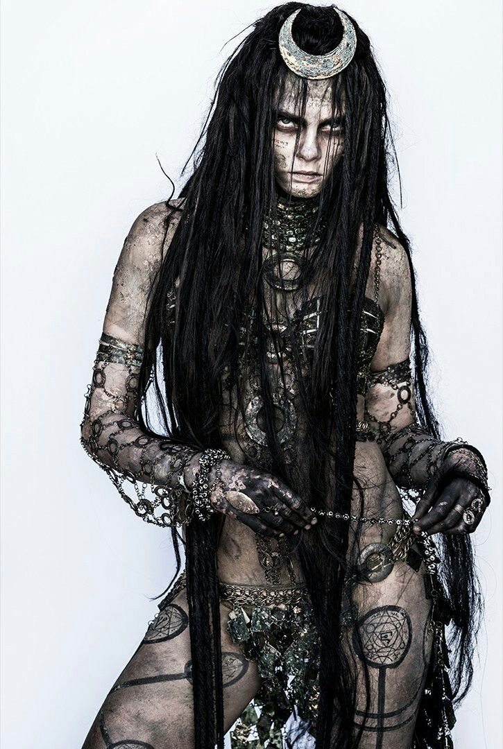 I didnt care much for the Suicide Squad, but wow, was that Enchantress scary - Enchantress HD PNG