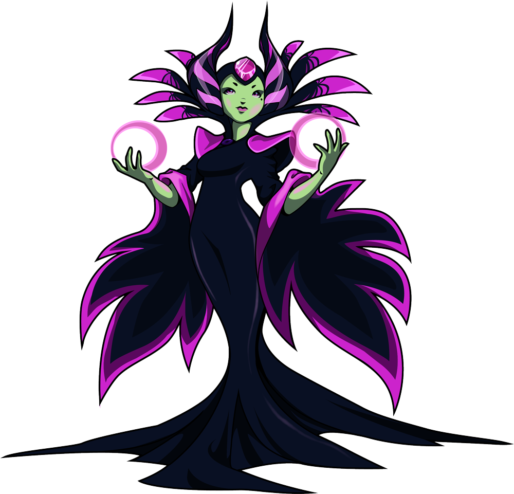 Enchantress PNG-PlusPNG.com-1000 - Enchantress PNG