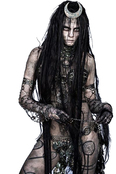 Enchantress DCEU Render - Enchantress PNG