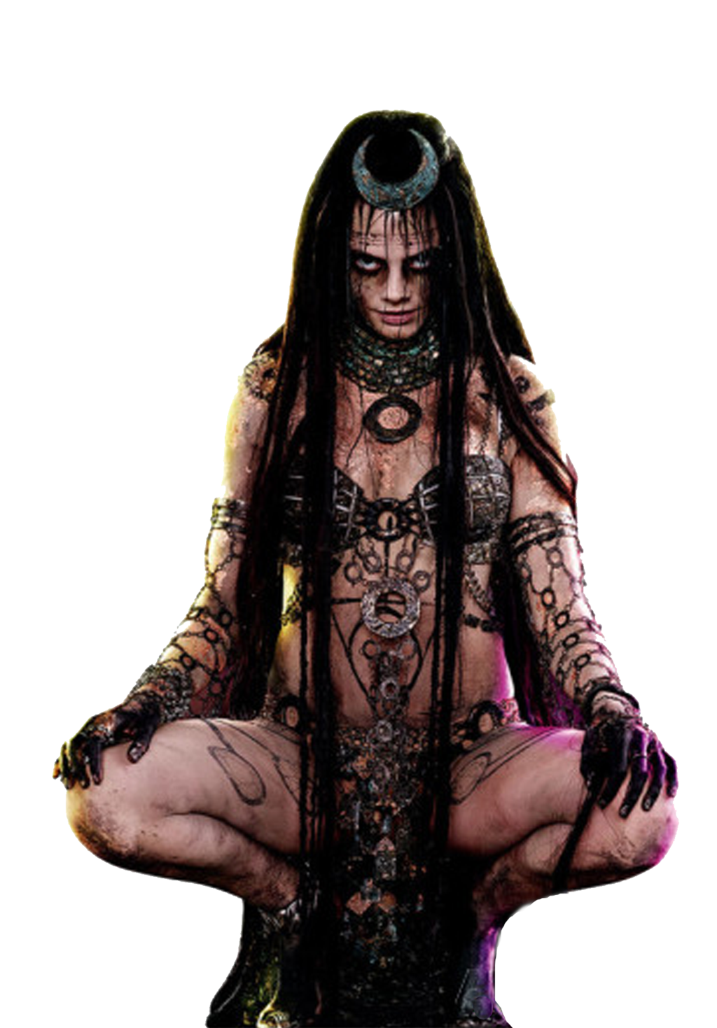 . PlusPng.com Enchantress - Suicide Squad Transparent #4 by Natan-Ferri - Enchantress PNG