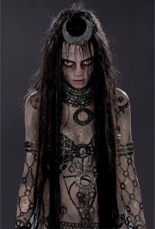 Suicide Squad character portrait - Enchantress.png - Enchantress PNG