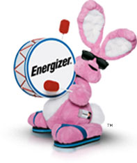 As PlusPng.com  - Energizer Bunny PNG