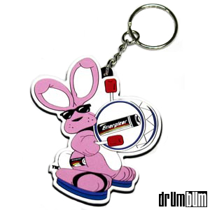 Energizer Bunny Keychain - Energizer Bunny PNG