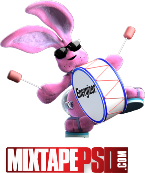 Energizer Bunny (PSD) - Energizer Bunny PNG