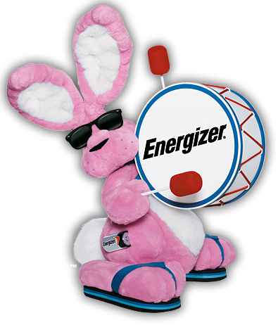 File:Energizer Bunny.png - Energizer Bunny PNG