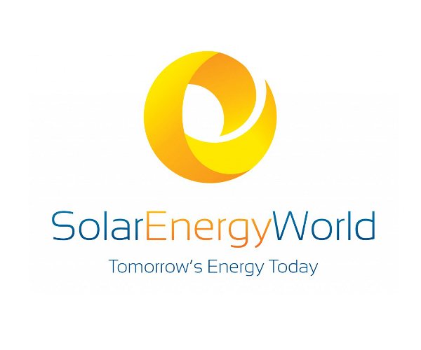 Solar-Energy-World-Company-Logo-design-8 - Energy Company PNG