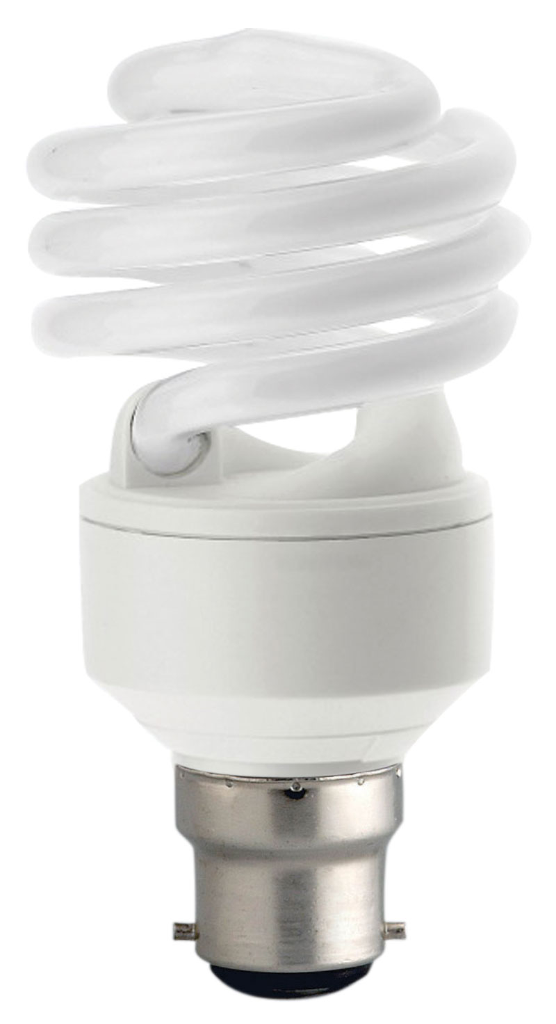 Allume eLAMP energy saving compact fluorescent. The construction of this  lamp gives it greater strength. Loading zoom - Energy Efficient Light Bulbs PNG