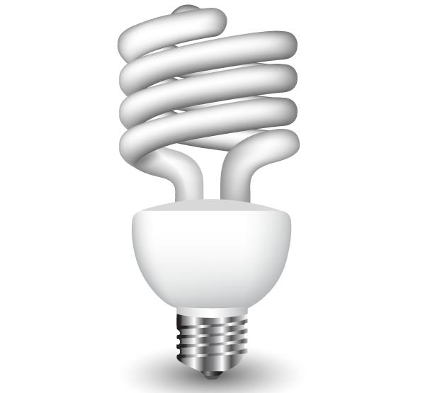 Energy Efficient Light Bulbs PNG - 163007