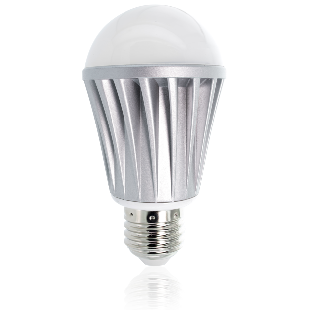 Flux LED Light Bulb  $29.95  Bluetooth enabled, multicolored, energy  efficient smart LED - Energy Efficient Light Bulbs PNG
