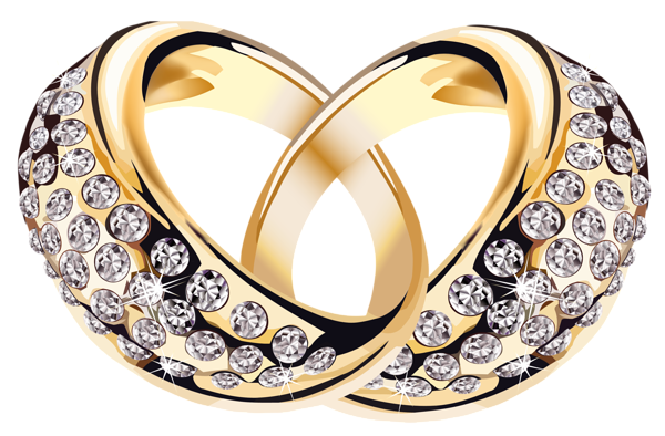 Looking for some wedding rings vectors? Well then you came to the right  place as we have some of the best vectors on the market. - Engagement Ring PNG HD Free