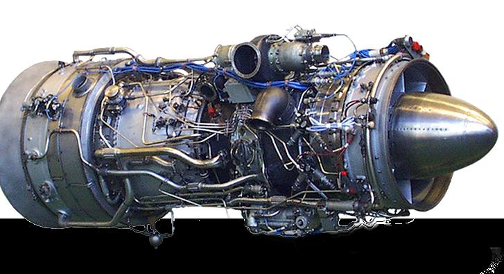 Gas turbine. Engine