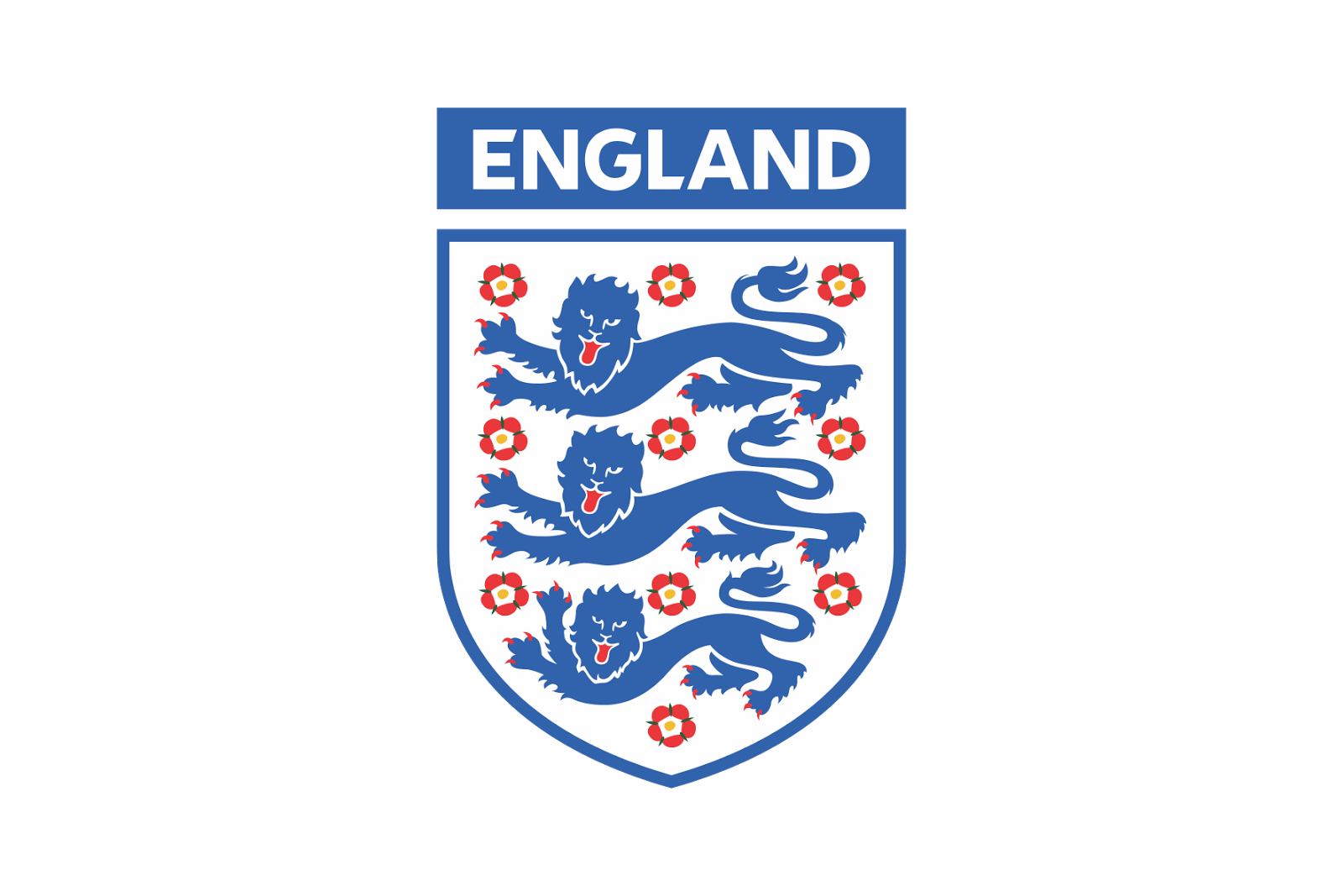 England National Football Team Vector PNG-PlusPNG.com-1600 - England National Football Team Vector PNG