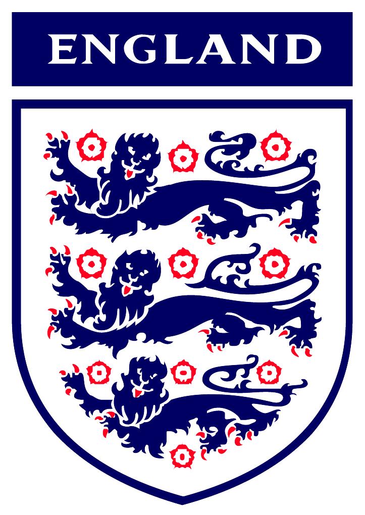 England National Football Team Vector PNG - 32689