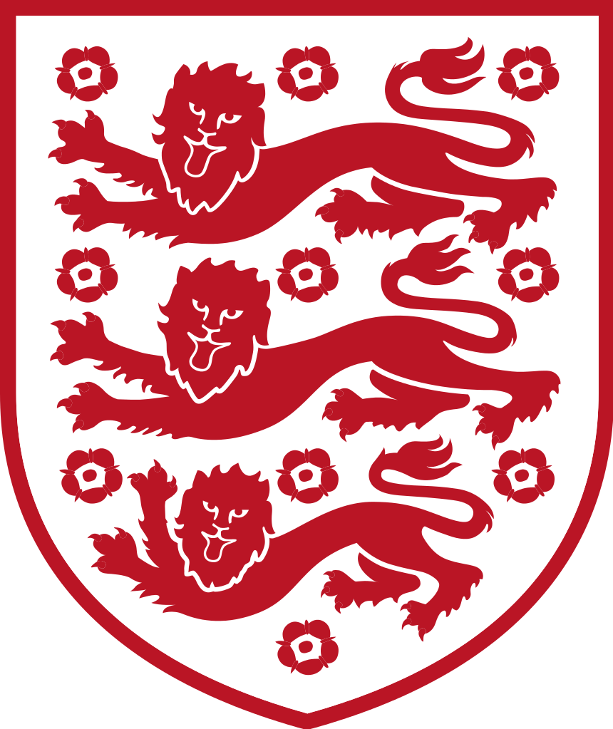 File:England national football team crest (2012).svg - England National Football Team Vector PNG