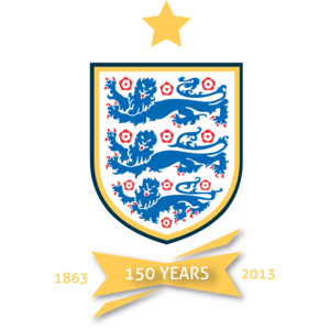 Free Vector Logo England National Football Team - England National Football Team Vector PNG