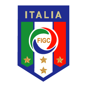 Italy national football team logo vector . - England National Football Team Vector PNG