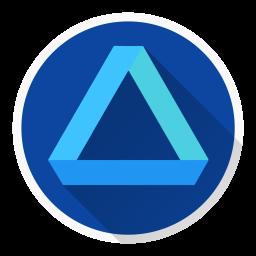 AffinityDesigner Icon - Enkel PNG