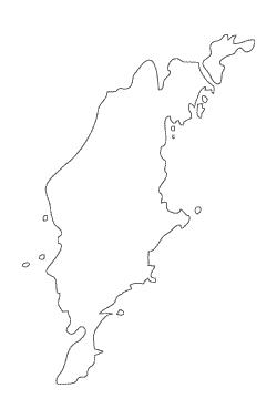 File:Gotland enkel karta.png - Enkel PNG