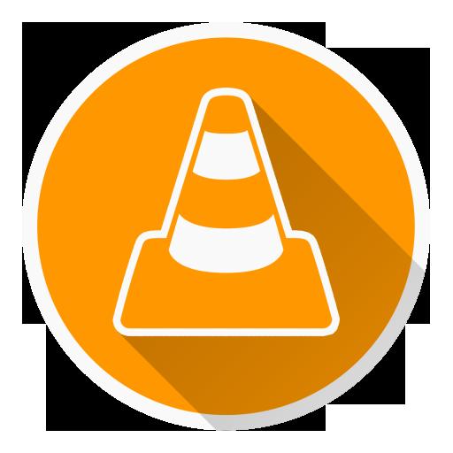 VLC icon - Enkel PNG