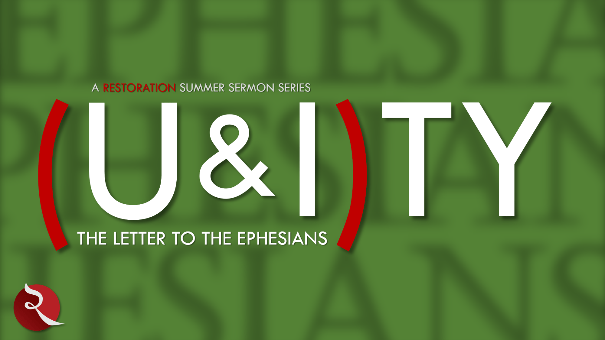 [Ephesians #UNITY] u201cGodu0027s Extravagant Callingu201d (Eph 1:1-14) - Ephesians PNG