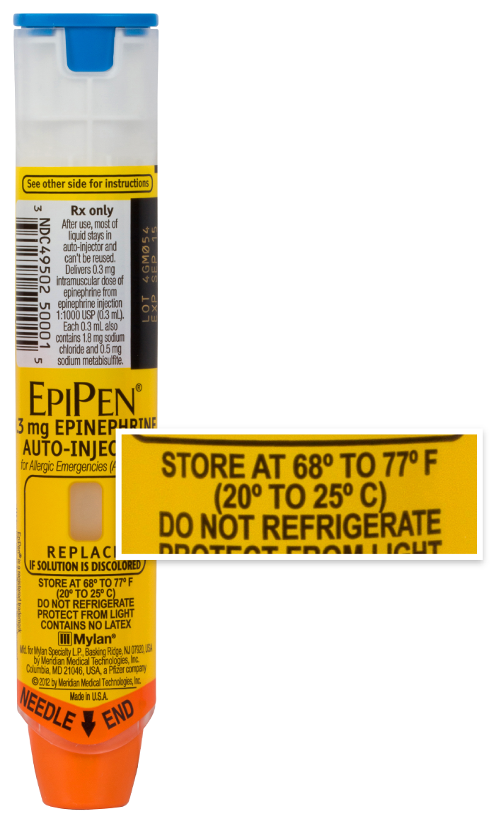 EpiPen® Auto-Injector - Epipen PNG