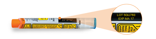 Photo of EpiPen Jr 0.15 mg: - Epipen PNG