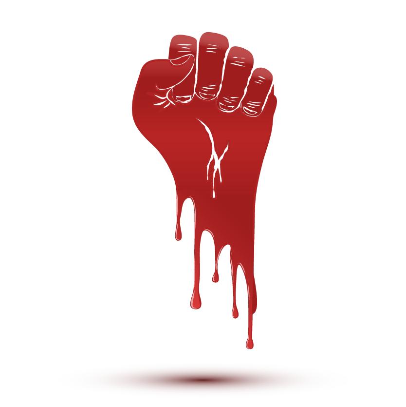 Red Hands: Syria - the epitome of slacktivism by Nicole Matejic. u201c - Epitome PNG