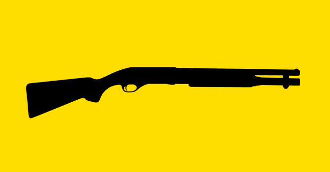 Ist bei der Erfindung der Pistole die Mannhaftigkeit verloren gegangen? - Erfindung PNG