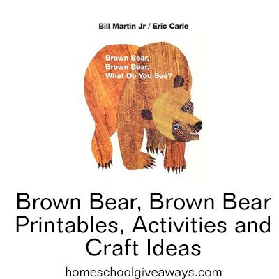 Eric Carle Brown Bear PNG - 132570