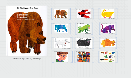 Copy of Brown Bear, Brown Bear by Eric Carle - Eric Carle Brown Bear PNG