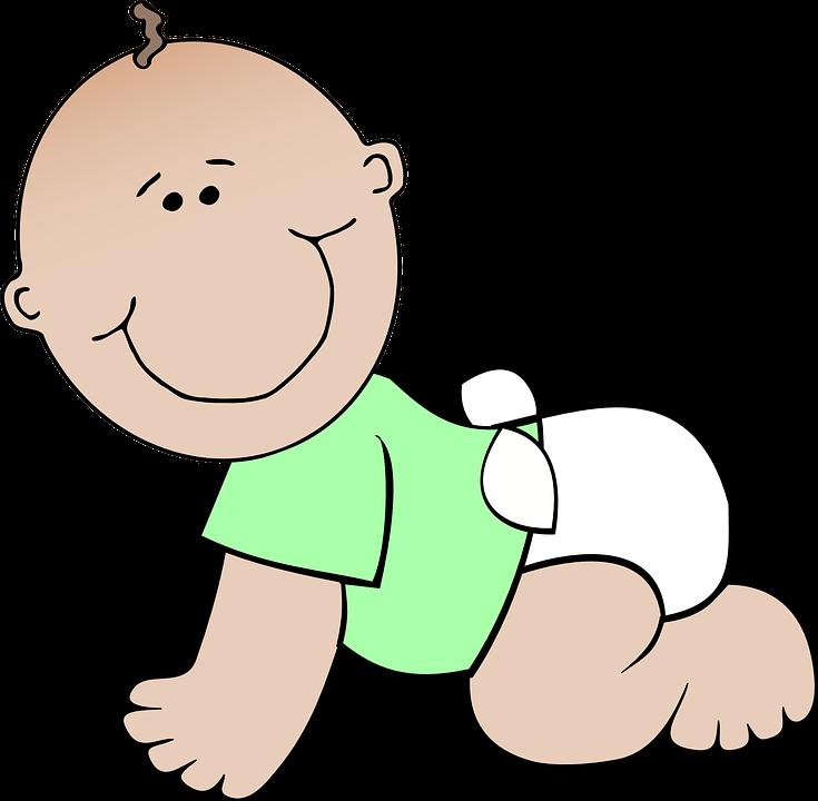 Bebek, Erkek, Kız, Tarama, Suckling, Çocukluk, Sevimli - Erkek Bebek PNG