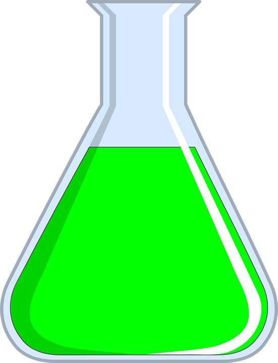 Erlenmeyer Flask PNG HD - 130809