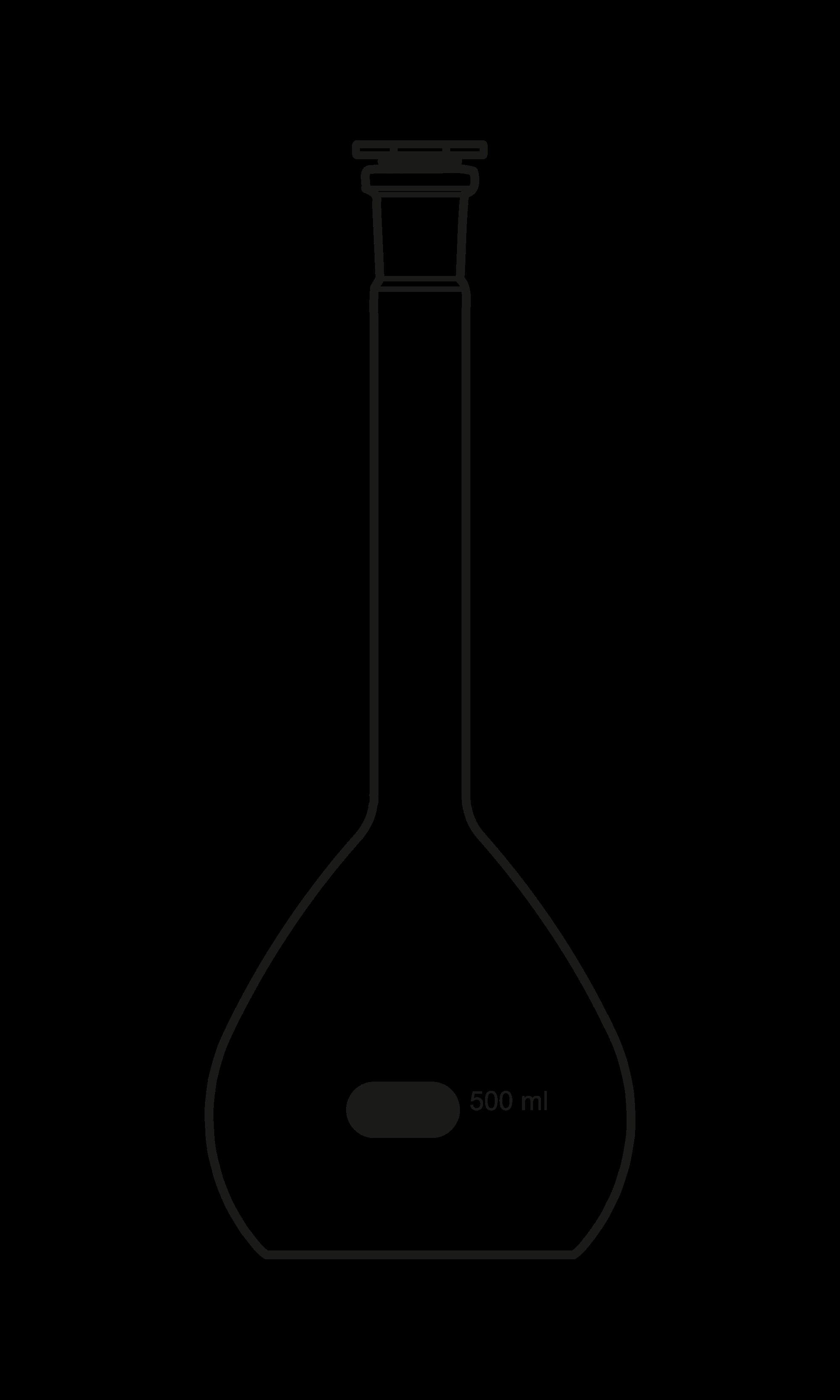 Erlenmeyer Flask PNG HD