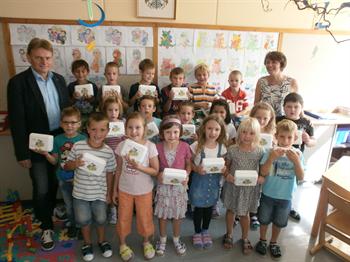 Foto für Jausenboxen für die Erstklassler - Erstklassler PNG