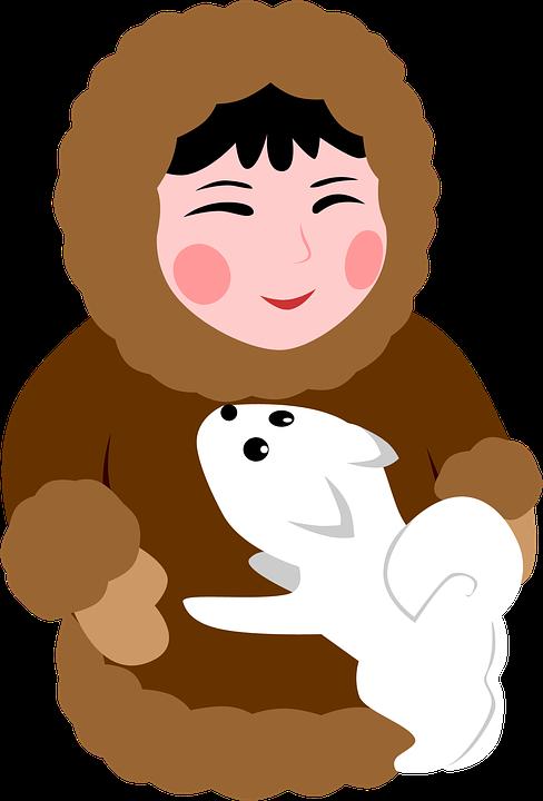 Dog, Eskimo, North, Manu0027S Best Friend, Joy - Eskimo PNG Free