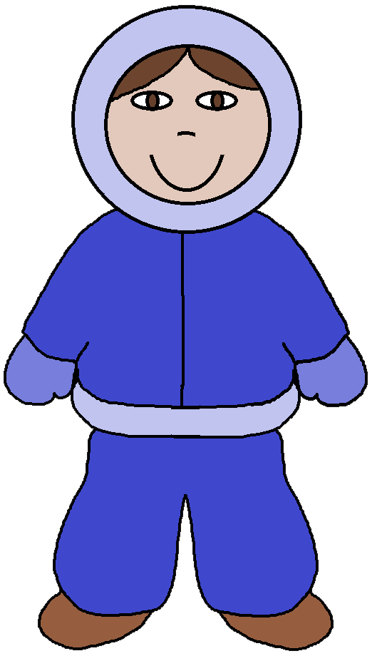Graphics by Ruth - Arctic/ - Eskimo PNG Free