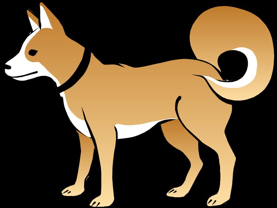 This free Clip arts design of Eskimo Dog PlusPng.com  - Eskimo PNG Free