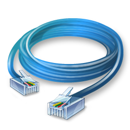Ethernet Cable Icon - Ethernet Cable PNG