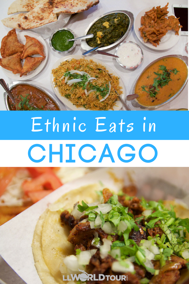 Best Ethnic Food in Chicago - Where to eat Ethnic Food in Chicago - Ethnic Food PNG