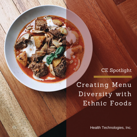 Creating Menu Diversity with Ethnic Foods - Ethnic Food PNG